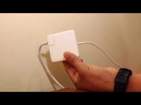 The Best Way To Wrap Apple Macbook Cable Charger (Magsave) in 60 seconds