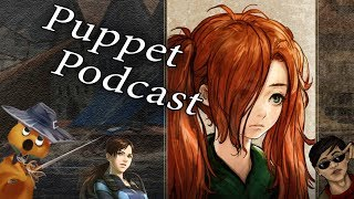 Puppet Podcast #107 - Soul Calibur 6 stuffs! Lizardman mystery resolved? Is Amy DLC!? Garfield!?!?!