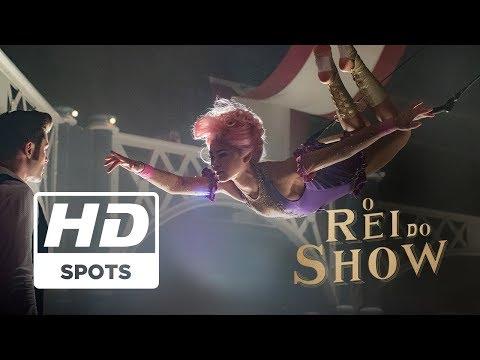 O Rei do Show | Spot Oficial 2 | Legendado HD