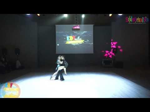 Doğa Arda & Polenekin Dadan Dance Performance - EDF 2016