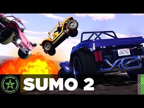 Let's Play - GTA V - Sumo Part 2