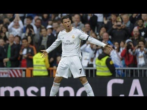 Real Madrid 4-0 Osasuna  26 /04/2014 HD