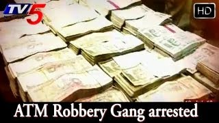 ATM - ATM Robbery Gang arrested In Rajahmundry -  TV5