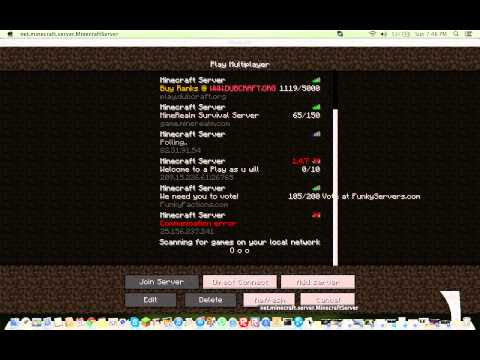 how to unban players on your minecraft server