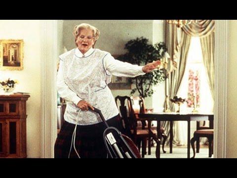 Mrs. Doubtfire (1993) Movie Review