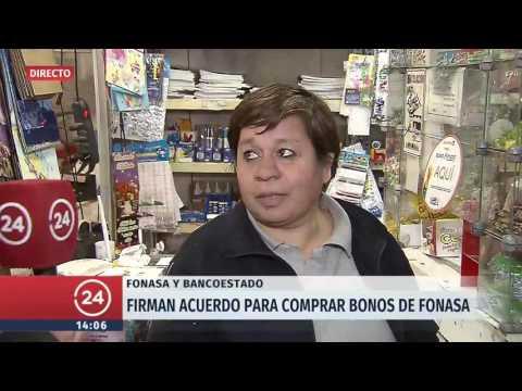 Pago de bonos Fonasa: Los cuatro pasos para cancelar en Cajas Vecinas
