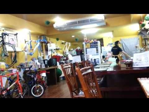 Visiting a Bike-coffee shop and a dental hospital in thonglor Bangkok.