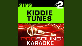 America The Beautiful Karaoke Lead Vocal Demo In The Style Of Patriotic Songs