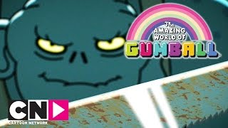 The Amazing World of Gumball | Camp Fire Fear | Cartoon Network