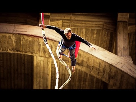 Bungee Jumping w Travis Fimmel: Man On a Mission  The Red Bulletin Presents