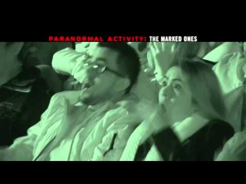 Paranormal Activity: The Marked Ones (2013) TV Spot