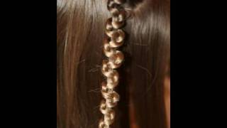Quick Slide-Up Braid | Popular Hairstyles | Cute Girls Hairstyles