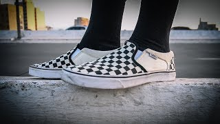 9 CURIOSIDADES DO VANS ASHER (CHECKERBOARD)