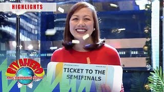 BiyaHERO Stephany advances to the semifinals | It's Showtime BiyaHERO