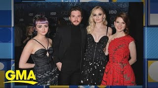 'Games of Thrones' cast to present at 2019 Emmys | GMA