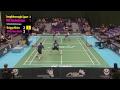 NBL 2014/15 Match-Night 6 - Loughborough Sport v MK Badminton