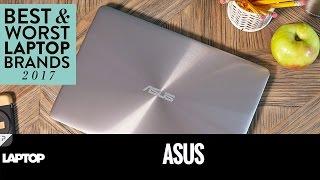 Best & Worst Laptop Brands: Asus