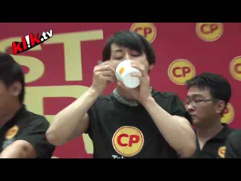 Chestnut vs Kobayashi: CP Biggest Eater Competition 2010