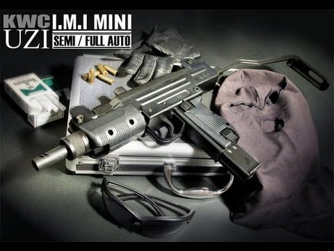 Cybergun (KWC) Mini UZI CO2 Blowback Airsoft SMG Review