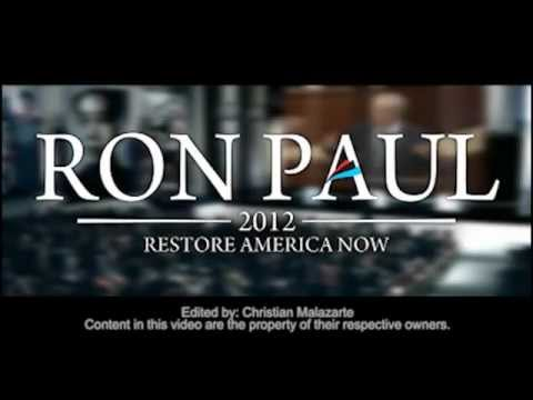 """Banned"" Commercial: Ron Paul 2012 (Unofficial)"