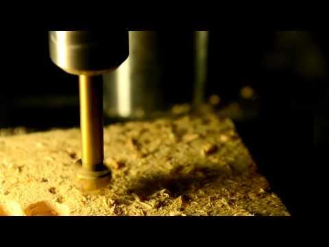 Nikon D5200 720p Video Film & Sound Test Movie Drill Press