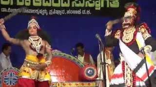 Yakshagana -- Vamsha vahini - KAlamukha vadhe
