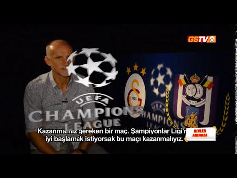 GSTV | Claudio Taffarel ve Futbolcularımızdan Devler Ligi Yorumları