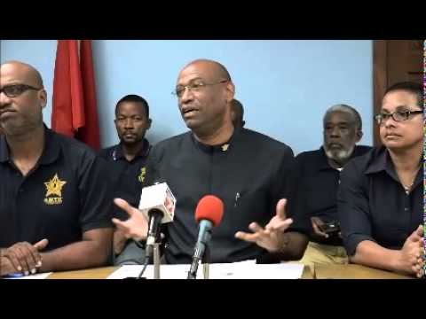 Oilfields Workers Trade Union Breaking News, Sept. 6. 2015 - Trinidad & Tobago