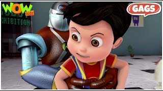 Vir: The Robot Boy #10 - 3D ACTION compilation for kids - As seen on Hungama TV