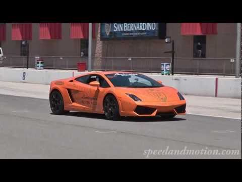 The Ultimate Lamborghini Experience 4 - Gallardo LP550-2 and LP550-2 Bicolore