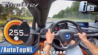 2020 BMW i8 TOP SPEED on AUTOBAHN (NO SPEED LIMIT) by AutoTopNL