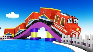 Choo Choo Trains for kids by Toy Factory