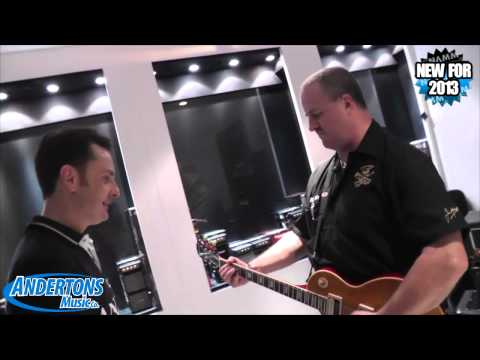 Andertons @ NAMM 2013 - Marshall SL-5 Slash Signature Combo