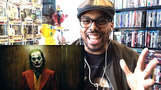 JOKER - Teaser Trailer Reaction!