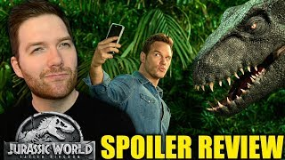 Jurassic World: Fallen Kingdom - Spoiler Review