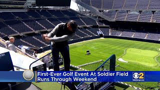 Soldier Field To Become Massive Driving Range
