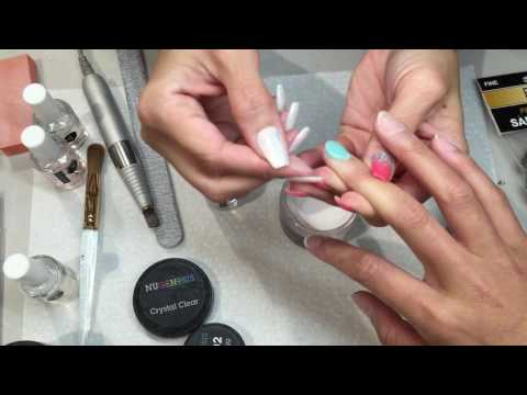 Bring Color to Your Nails with the Nugenesis Dipping Powder   Tutorial Video