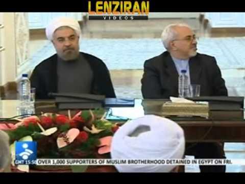 Hasan Rohani remind Ali Akbar Salehi who forgot whats going on !