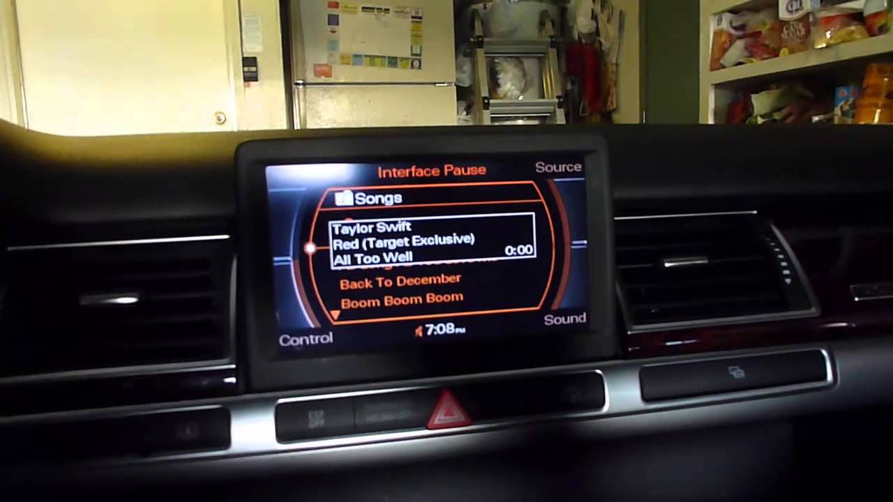 Inexpensive Ami Audi Music Interface For Ipods Iphones Youtube