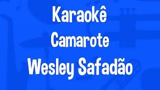 Karaokê Wesley Safadão Camarote
