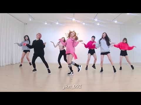 Download GWSN- Pinky star RUN Dance Practice Mirror Mp4 baru