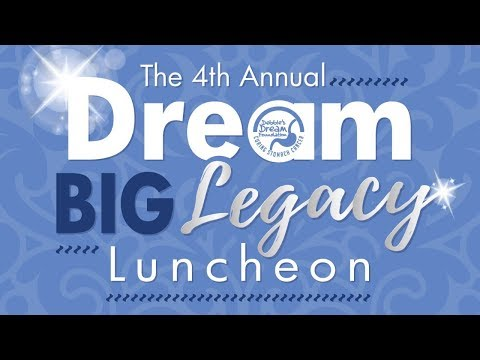 Watching video Debbie's Dream Foundation 4th Annual Legacy Luncheon Tribute Video