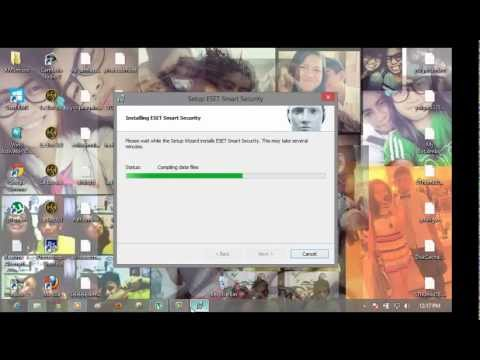 ESET smart security 6 crack (step by step install)