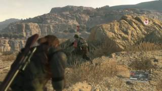 Metal Gear Solid V:The Phantom Pain - The stupid fail that can only happen to me...