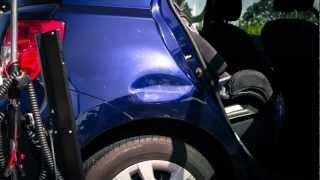 PDR Timelapse - San Diego Paintless Dent Removal Repair