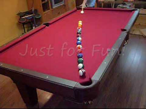 Amazing Pool Tricks
