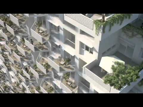 Moshe Safdie's Golden Dream Bay Sky Garden Apartments (PICTURES ...
