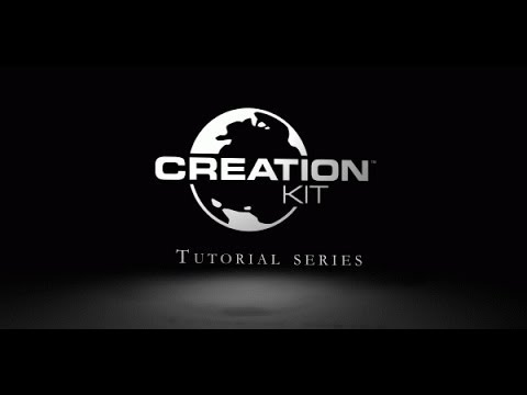 [EASY] Skyrim: Creation Kit Tutorial - Part 1 - Making NPC's
