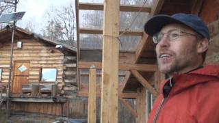 5 Alaska Solar Tour off grid solar and wind