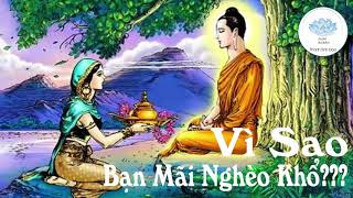 Kể Truyện Đêm Khuya - Vì Sao Bạn Mãi Nghèo Khổ - Câu Chuyện Cô Gái Nghèo Thắp Đèn Dầu Cúng Phật